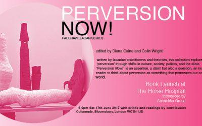 Perversion now! 17 juin 2017