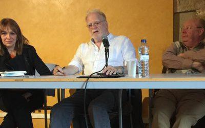 Photos de la rencontre avec Gérard Pommier